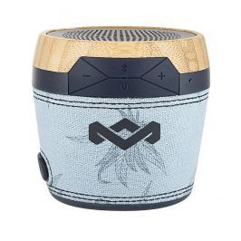 House of Marley Chant Mini Portable Bluetooth Audio System Blue Hemp Mini Przenośne kolumny
