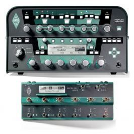 Kemper Profiler Head Black + Profiler Remote Set