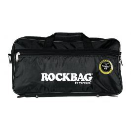 RockBag Effect Pedal Bag Black 45 x 23 x 8 cm