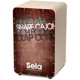 Sela CaSela Vintage Red