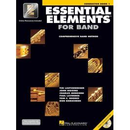Hal Leonard Essential Elements for Band - Book 1 with EEi