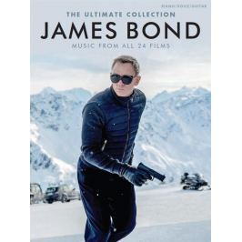 Hal Leonard James Bond Music From all 24 Films Piano