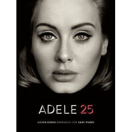 Hal Leonard Adele: 25 [Easy Piano]