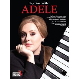 Hal Leonard Play Piano with Adele [Updated Edition]