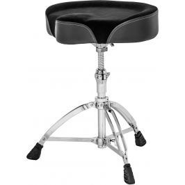 Mapex T765A Cloth Saddle Top Double Braced Drum Throne Stołki i ławy