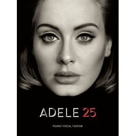 Hal Leonard Adele: 25 Piano, Vocal and Guitar