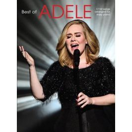 Hal Leonard Best of Adele [Easy Piano] [Updated Edition]