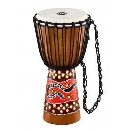 Meinl Rope Tuned Headliner Series Wood Djembe 10