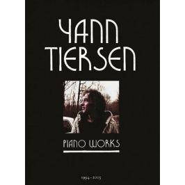 Hal Leonard Yann Tiersen - Piano Works 1994-2003