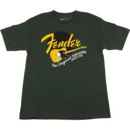 Fender Original Tele T-Shirt Green XL