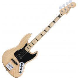 Fender Deluxe Active Jazz Bass, MN, Natural