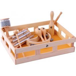 IQ Plus Music Set in Wooden Case 01