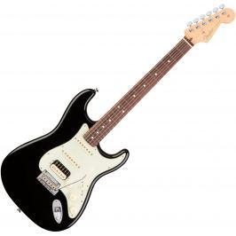 Fender American PRO Stratocaster HSS Shawbucker RW Black