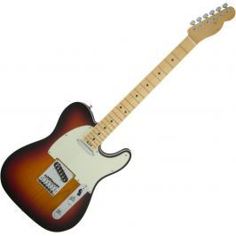 Fender American Elite Telecaster MN 3-Color Sunburst T-Modele