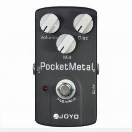 Joyo JF-35 Pocket Metal Overdrive / Distortion / Fuzz / Boost