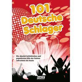 HAGE Musikverlag 101 German Schlagers