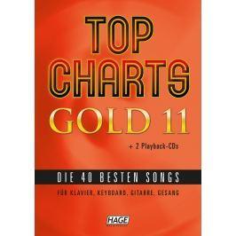 HAGE Musikverlag Top Charts Gold 11