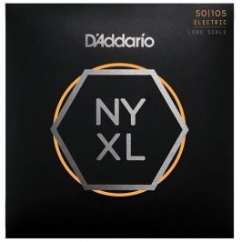 D'Addario Set Long Scale Medium 50-105
