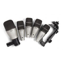 Samson 5Kit Mikrofony na perkusji