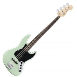 Fender Deluxe Active Jazz Bass Pau Ferro Surf Pearl