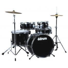 DDRUM D1 Junior Drum Set 5pc - Midnight Black Pozostałe zestawy perkusyjne