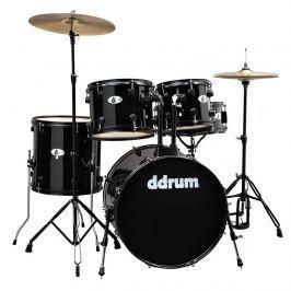 DDRUM D120B Series 5 Pc. Complete Set Black Pozostałe zestawy perkusyjne