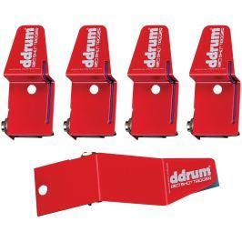 DDRUM Trigger Red Shot Kit Triggery i przełączniki
