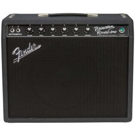Fender 68 Custom Princeton Reverb Black and Blue