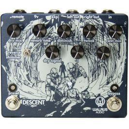 Walrus Audio Descent Reverb/Octave Machine