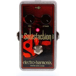 Electro Harmonix SATISFACTION Fuzz Guitar Effects Pedal