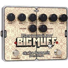 Electro Harmonix Germanium 4 Big Muff PI Overdrive / Distortion / Fuzz / Boost