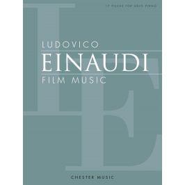 Hal Leonard Ludovico Einaudi: Film Music Piano Nuty na instrumenty klawiszowe