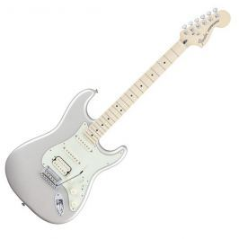Fender Deluxe Stratocaster HSS, MN, Blizzard Pearl ST-Modele