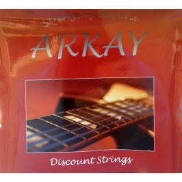 Aurora Invisible Chameleon Bass Strings 45-105 Red