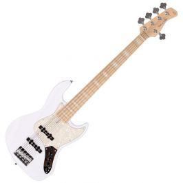 Sire Marcus Miller V7 Swamp Ash-5 White Blonde
