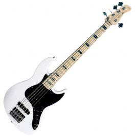 Sire Marcus Miller V7 Vintage Swamp Ash-5 White Blonde