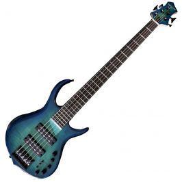Sire Marcus Miller M7 Alder-5 Transparent Blue