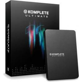 Native Instruments Komplete 11 Ultimate VST instrumenty