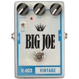 Big Joe R-403 Vintage Overdrive / Distortion / Fuzz / Boost