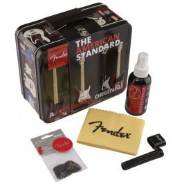 Fender Lunchbox With Ingredients