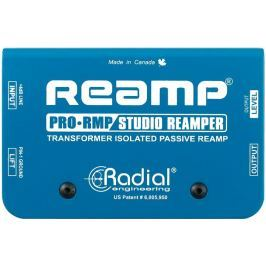 Radial ProRMP Reamp