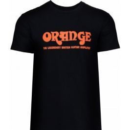 Orange Classic Black Orange T-Shirt Extra Large