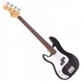 Encore LH-E4BLK Left Hand Bass Guitar Gloss Black