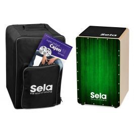 Sela SE 063 Varios Cajon Bundle Green