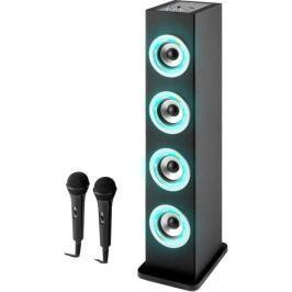 Auna Karaboom LED Black Karaoke systems
