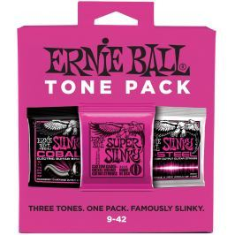 Ernie Ball 3333 Electric Tone Pack 9-42