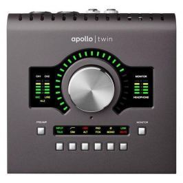 Universal Audio Apollo Twin MKII DUO Konwertery Thunderbolt