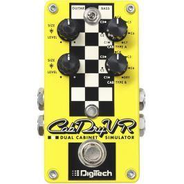 Digitech CabDryVR Pozostałe pedały efektowe