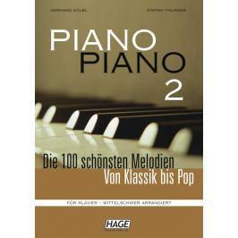 HAGE Musikverlag Piano Piano 2 Intermediate
