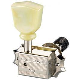 Schaller Original G-Series Deluxe 3L/3R TopLocking Nickel